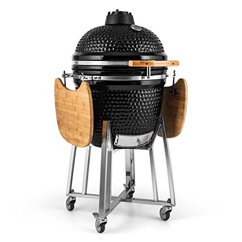 kingsize kamado grill keramikgrill testkeramikgrill test. Black Bedroom Furniture Sets. Home Design Ideas
